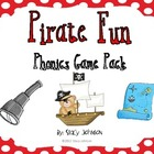 Pirate Phonics Game Pack