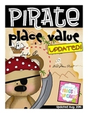 Pirate Place Value Activity Bundle