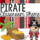 Pirate Theme Classroom Packet
