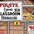 Pirate Theme Pack #1 from Teacher's Clubhouse