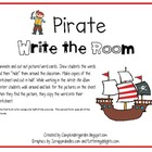 Pirate Write the Room