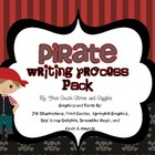 Pirate Writing Process Pack