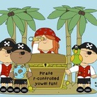 Pirate r-controlled Vowel Fun ~ a literacy center