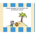 Pirates Unit! Alphabet, stories, math and more!
