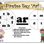 "Pirates say ""Ar"" - Word Spinners"