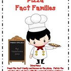 Pizza Fact Families