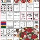 Pizza Fractions Centers and Activities