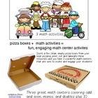 Pizza Problems (CANADIAN Version) 3 Engaging Math Activities