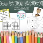 Place Value Activities and Games {Hundreds}