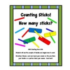 Place Value: Bundles and Sticks: 1-50