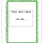 Place Value Cards  - Who Has.....I have