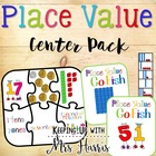 Place Value Center Set