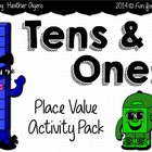 Place Value Centers Pack - Tens & Ones