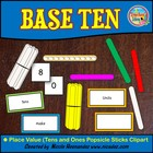Place Value Clip Art Set-Tens and Ones