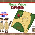 Place Value Explorer Game A