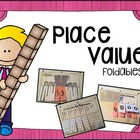 Place Value Foldables Freebie