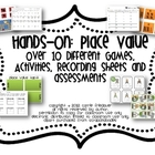 Place Value: Hands on *Fun* Activities, Games, and Printables