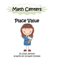 Place Value: Math Center Game