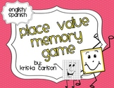 Place Value Memory Game