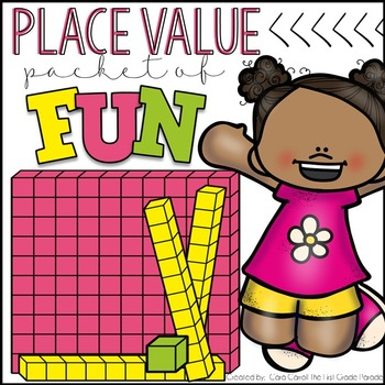 Place Value Packet of Fun!