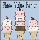 Place Value Parlor---Representing Numbers (Go Math!/Common Core)