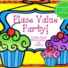 Place Value Party! 500 follower freebie