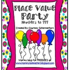 Place Value Party & Quiz