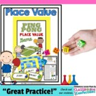 Place Value Ping Pong Game