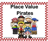 Place Value Pirates SmartBoard Activity Common Core