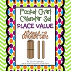 Place Value Pocket Chart Calendar Set