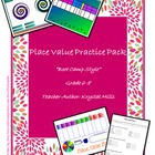 "Place Value Practice Pack ""Boot Camp Style"" (Grade 6-8)"
