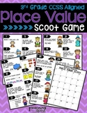 CCSS Place Value Review Scoot Game