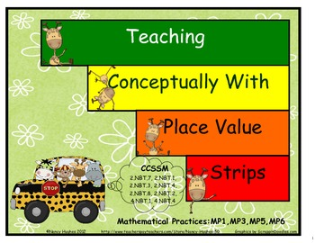 Conceptually Teaching Operations Based on Place Value