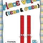 Place Value Tens and Ones Game - Common Core