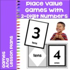 1st Grade Common Core Place Value With 2 Digit Numbers - L