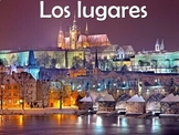 Places (Los lugares) Power Point in Spanish (54 slides)