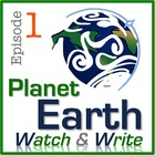 Planet Earth: Watch & Write (Episode 1: Pole to Pole)