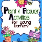 Plant & Flower Activities For Young Learners Mega Packs