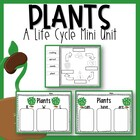 Plant Life Cycle {A Mini Unit}