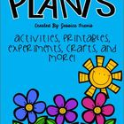 Plants! {Activities, Experiments, Crafts, and MORE!}