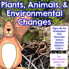 Freebie! Plants, Animals and Environmental Changes