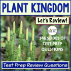 Plants: Intro to Plant Kingdom Review Question/Answer PowerPoint