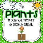 Plants -- Learn About Plant Parts and Needs!