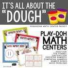 Play Dough Math - Common Core Centers