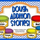 Play-doh Word Problem Activities {Common Core Aligned}