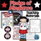 Pledge of Allegiance Poster Pack
