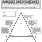 Plot Pyramid FREEBIE Graphic Organizer With Guiding Questions