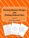 Drawing Mystery Designs and Plotting Ordered Pairs (Grades 6-8)