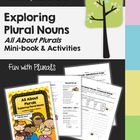 Plural Nouns - All About Plurals - Plural Nouns Booklet, A