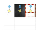 Pocket Chart Templates -- Montessori 3-Part Cards